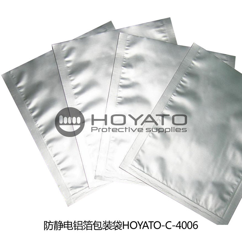 Customized Smooth Comfortable ESD Anti Static Bags For Electronic Components