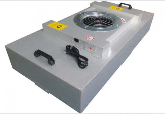 Durable Customized Fan Filter Unit For Clean Room 220V 50HZ ROHS Certified