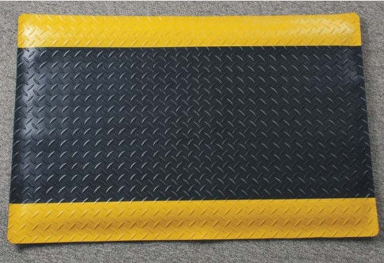 Professional ESD Anti Static Anti Fatigue Mats Acid Resistant For Laboratory