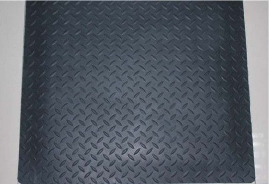 Safety ESD Anti Static Mat / Anti Fatigue Rubber Floor Mats For Workplaces