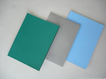 China Acid Proof Anti Static Table Mat , Anti Chemical Flux Properties ESD Workbench Mats factory