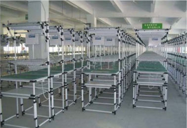 China Durable Safety Anti Static Workbench , Customized ESD Work Table OEM / ODM Accepted factory